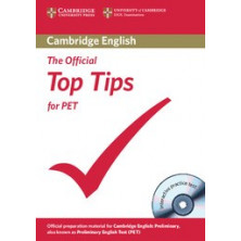 Top Tips for PET - Cambridge