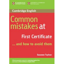 Common Mistakes at FIRST and how to avoid them - Cambridge