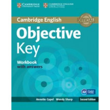 Objective KEY with answers - Workbook - Cambridge