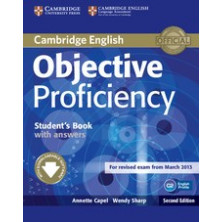 Objective PROFICIENCY with answers - Student's Book + CD - Cambridge