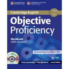 Objective PROFICIENCY with answers - Workbook + CD - Cambridge