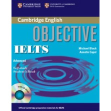 Objective IELTS Advanced with answers - Student's Book + CD - Cambridge