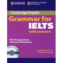 Grammar for IELTS with answers + CD - Cambridge