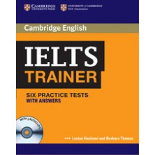 IELTS Trainer with answers + CD - Cambridge