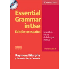 Essential Grammar in Use with answers + CD - Cambridge