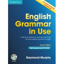 English Grammar in Use with answers + CD - Cambridge