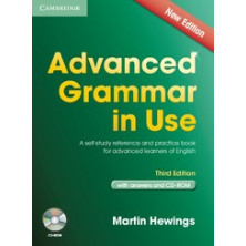 Advanced Grammar in Use with answers + CD - Cambridge
