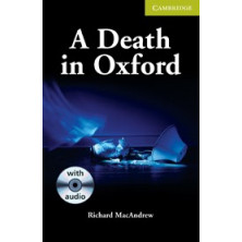 A Death in Oxford - Cambridge