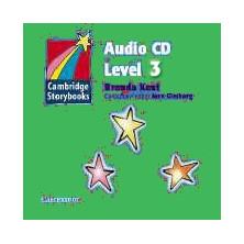 Audio Cds Cambridge Storybooks 3 - Cambridge