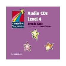 Audio Cds Cambridge Storybooks 4 - Cambridge