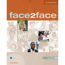 Face2face 2nd ED STARTER - Workbook with key - Cambridge