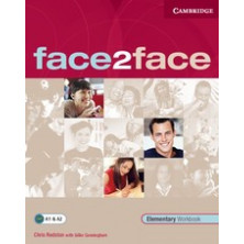 Face2face 2nd ED ELEMENTARY - Workbook with key - Cambridge