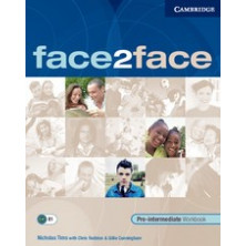 Face2face 2nd ED PRE-INTERMEDIATE - Workbook with key - Cambridge