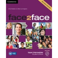 Face2face 2nd ED UPPER INTERMEDIATE - Student's Book + DVD - Cambridge