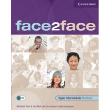 Face2face 2nd ED UPPER INTERMEDIATE - Workbook with key - Cambridge