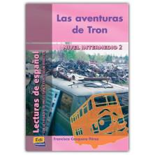 Las aventuras de Tron - Ed. Edinumen