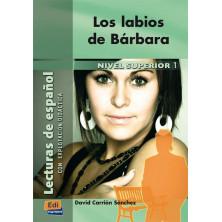 Los labios de Bárbara - Ed. Edinumen