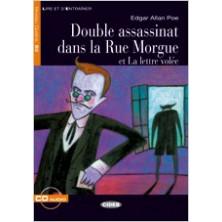 Double assassinat dans la Rue Morgue et La lettre volée - Ed. Vicens Vives