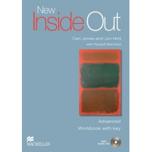 New Inside Out Advanced Workbook Pack With Key - Ed. Macmillan