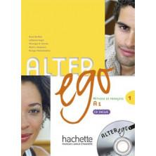 Alter Ego 1 Livre de l'élève + CD audio - Ed. Hachette