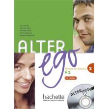 Alter Ego 2 Livre de l'élève + CD audio - Ed. Hachette