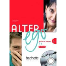Alter Ego 3 Livre de l'élève + CD audio - Ed. Hachette