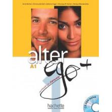 Alter Ego PLUS 1 Livre de l'élève + CD audio + Projets - Ed. Hachette