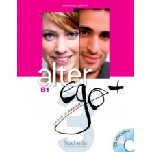 Alter Ego PLUS 3 Livre de l'élève + CD audio - Ed. Hachette