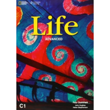 Life Advanced Student's Book + DVD - Ed. Heinle