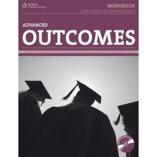 Outcomes Advanced Workbook with Key + CD - Ed. Heinle