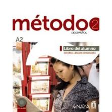 Método 2: Libro del alumno - Ed. Anaya