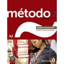 Método 2: Libro de ejercicios - Ed. Anaya