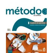 Método 3: Libro de ejercicios - Ed. Anaya