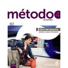Método 4: Libro del alumno - Ed. Anaya