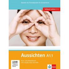 Aussichten A1.1 Libro del alumno + Cuaderno de ejercicios + CD + DVD - Ed. Klett