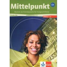 Mittelpunkt C1.1 - Libro del alumno + Cuaderno de ejercicios + CD - Ed. Klett
