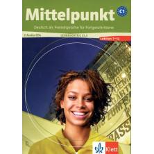 Mittelpunkt C1.2 - Libro del alumno + Cuaderno de ejercicios + CD - Ed. Klett