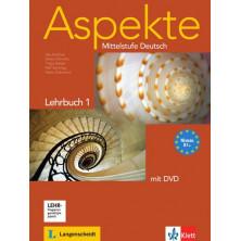 Aspekte 1 - Libro del alumno + DVD - Ed. Klett