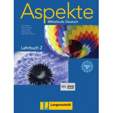 Aspekte 2 - Libro de ejercicios + CD - Ed. Klett