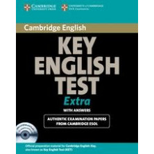Cambridge Key English Test Extra: Student's Book with answers and Audio CD - Cambridge