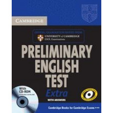Cambridge Preliminary English Test Extra: Sudent's Book with answers and Audio CD - Cambridge