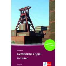 Gefährliches Spiel in Essen - Ed. Klett