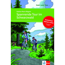 Spannende Tour im Schwarzwald - Ed. Klett
