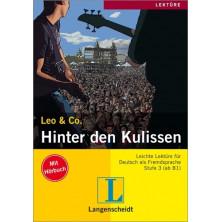 Hinter den Kulissen - Ed. Klett