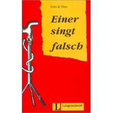 Einer singt falsch - Ed. Klett