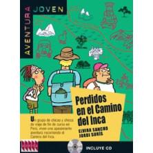 Perdidos en el camino del Inca - Ed. Difusión