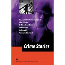 Crime Stories - Ed. Macmillan