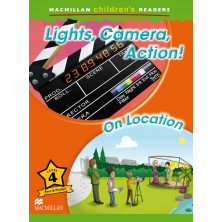 Lights, Camera, Action! / On Location - Ed. Macmillan
