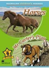 Resultado de imagen de horses Mr Carter ´s Plan Macmillan