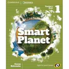 Smart Planet 1 - Smart Resources DVD-Rom - Ed. Cambridge